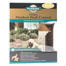 <strong>Pet Safe</strong> Deluxe Outdoor Bark Control