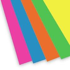 """20"""" x 30"""" Neon Foam Board (Set of 10)"""
