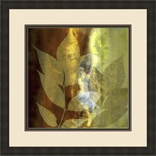 """Lush Sunlight"" by Butler Giclee Custom Framed Wall Art"