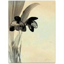 Modern Orchid Blush Panels I James Burghardt Wall Art on Canvas