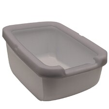 Catit Littershield Cat Pan with Rim