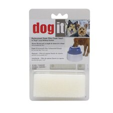 Dogit Fresh and Clear Replacement Foam Insert (Set of 2)