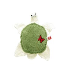 Dogit Eco Terra Natural Bamboo Turtle Dog Toy