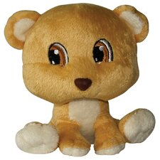 Dogit Luvz Large Big Heads Collection Plush Dog Toy
