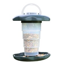 Outdoor Hopper Bird Feeder