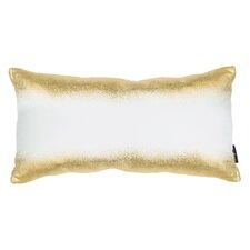 Cristal Metallic Ombre Dots Lumbar Pillow