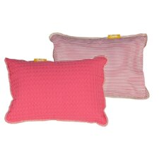 Organic Boudoir Pillowcase