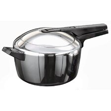 Stainless Steel 4.23-Quart Pressure Cooker