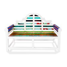 Atlantis Garden Reclaimed Wood Bench