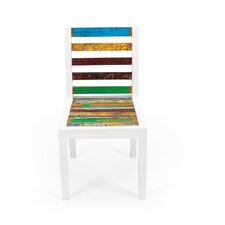 Even Keel Reclaimed Wood Dining Side Chair