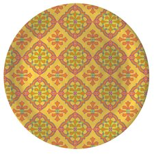 "Gelato 8"" Melamine Tiles Salad Plate (Set of 4)"