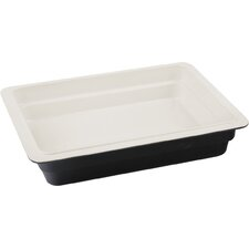 "Signature 10"" x 13"" Enameled Cast Iron Rectangular Baking Dish"