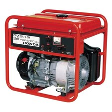 6,000 Watt Honda Portable Gasoline Generator with Recoil Start