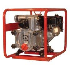 211 GPM Honda GX - 160 Trash Pump