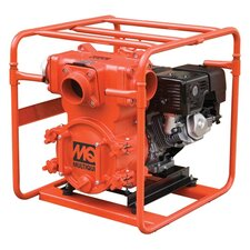 555 GPM Honda GX - 340 Trash Pump