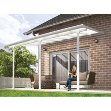 "Feria™ 9'4"" H x 40' W x 13' D Patio Cover Awning"