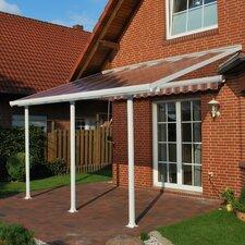 "Feria™ 9'4"" H x 14' W x 13' D Patio Cover Awning"
