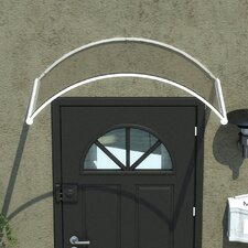 "Orion™ 1'2"" H x 4'5"" W x 2'12"" D 1350 Door Awning"