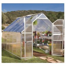 Essence 12' W x 8' D Polycarbonate Greenhouse