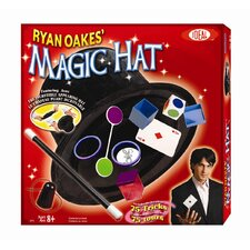 Ryan Oakes Collapsible Magic Hat Set