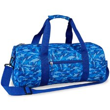 Shark Camo Duffle Bag