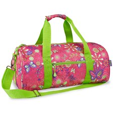 Butterfly Garden Duffle Bag