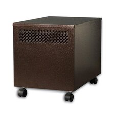 Sun Cloud 5118 BTU 1500 Watt Infrared Cabinet Electric Heater
