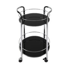 Rolling Serving Cart