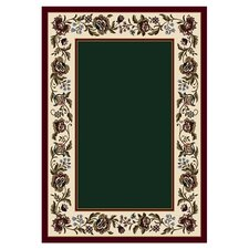 Signature Penelope Emerald Area Rug