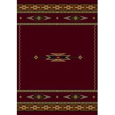 Signature Eagle Canyon Garnet Area Rug