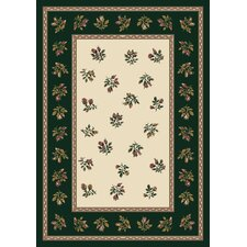 Signature Francesca Emerald Area Rug