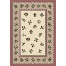 Signature Francesca Light Rose Rug