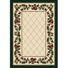 Signature Fruit Medley Opal Area Rug