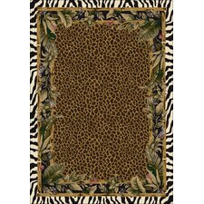 Signature Jungle Safari Skins Area Rug