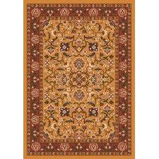 Pastiche Abadan Spice Gold Rug