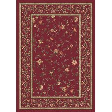 Pastiche Hampshire Floral Rust Rug