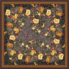 Pastiche Barrington Court Ebony Floral Rug