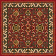 <strong>Milliken</strong> Pastiche Sumero Indian Red Rug