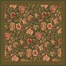Pastiche Vachell Deep Olive Area Rug