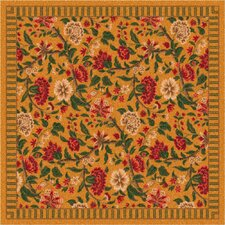 Pastiche Vachell Gold Floral Rug