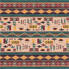 Pastiche Wide Ruins Hazy Forest Rug
