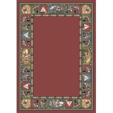 Signature Toy Parade Rose Kids Rug