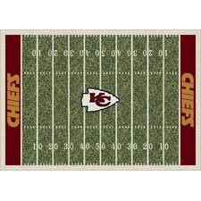 <strong>Milliken</strong> NFL Team Home Field Novelty Rug