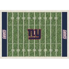 NFL Team Home Field New York Giants Novelty Rug