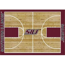 NCAA Court Novelty Rug