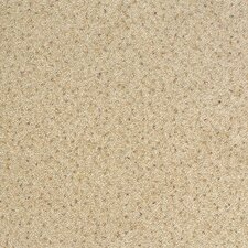 "Legato Embrace 19.7"" x 19.7"" Carpet Tile in Birch Bark"