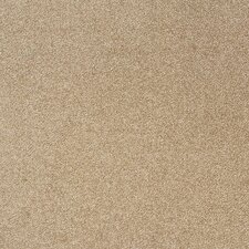 "Legato Embrace 19.7"" x 19.7"" Carpet Tile in Shaving Cream"