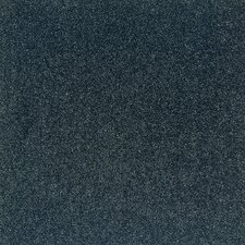 "Legato Embrace 19.7"" x 19.7"" Carpet Tile in Thunder"