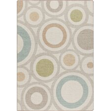 Mix and Mingle Cream in Focus Rug