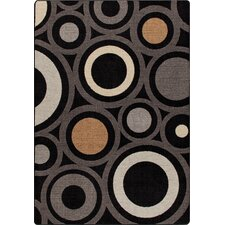 <strong>Milliken</strong> Mix and Mingle Onyx in Focus Rug
